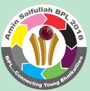 Amin Saifullah Bhatkal Premier League - 2018